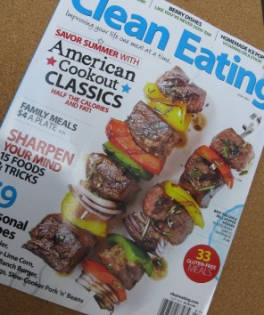 Clean Eating Magagzine