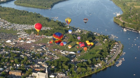 Ottawa Hot Air balloons